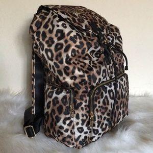 Victoria's Secret Leopard backpack